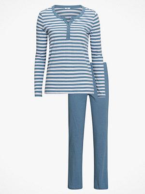 Pyjamas & myskläder - La Redoute Randig bomullspyjamas