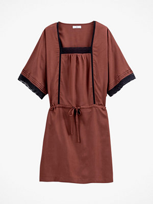 La Redoute Vid, kort klänning med kort ärm