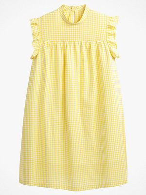 La Redoute Smårutig klänning i ärmlös, utställd modell