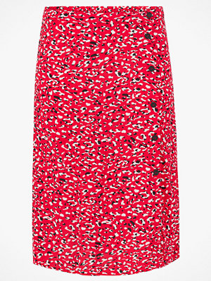 Only Carmakoma Kjol carKinea High Waisted Skirt Above Calf
