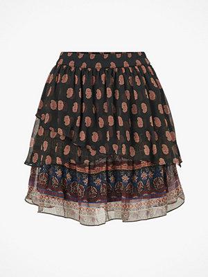 Vero Moda Volangkjol vmAddison H/W Layer Short Skirt