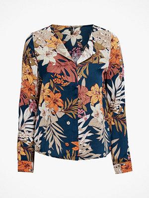 Vero Moda Blus vmIvy Flower LS Shirt