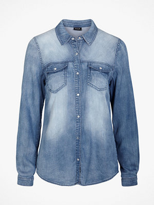 Vila Jeansskjorta viBista Denim Shirt