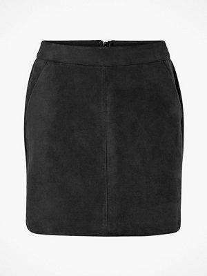 Vero Moda Kjol vmDonnadina Faux Suede Short Skirt