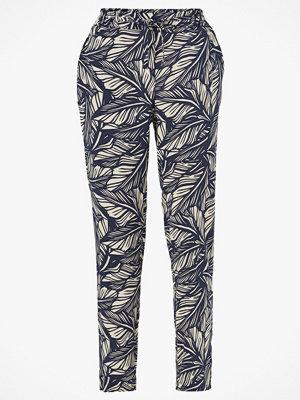 Vero Moda Byxor vmSimply Easy NW Loose Pant mönstrade