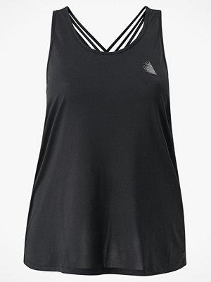 Sportkläder - Zizzi Träningstopp aDawn S/L String Top