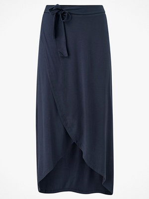 Pieces Kjol pcElonora HW Midi Wrap Skirt