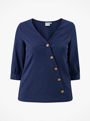 JUNAROSE by VERO MODA Blus jrAbine 3/4 Sleeve Shirt