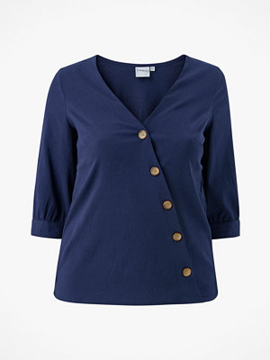 Junarose Blus jrAbine 3/4 Sleeve Shirt