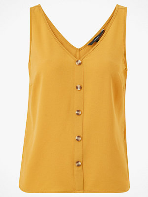 Vero Moda Topp vmSasha S/L Button Top Color