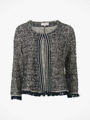 Cream Kavaj Nandy Tweed Jacket