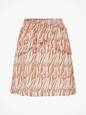 co'couture Kjol Golden Tiger Skirt