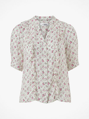 co'couture Blus Norris Frill Shirt