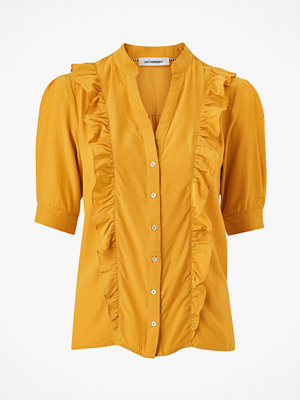 co'couture Blus Essential Frill Shirt
