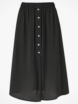 Only Kjol onlNova Lux Solid Karoline Skirt