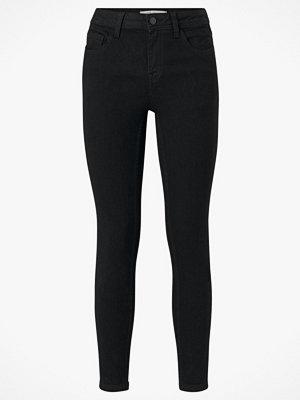 Jacqueline de Yong Jeans jdyMagic Skinny RW Black