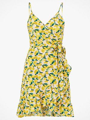 Gina Tricot Omlottklänning Olivia Wrap Dress