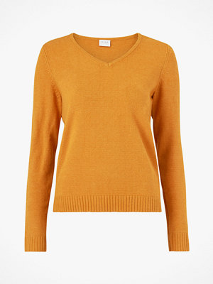 Vila Tröja viRil V-neck Knit Top