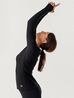 Sportkläder - Sense of Karma Yogatopp LS Rib Tee