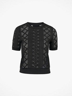 Toppar - Object Topp objJenny S/S Knit Pullover