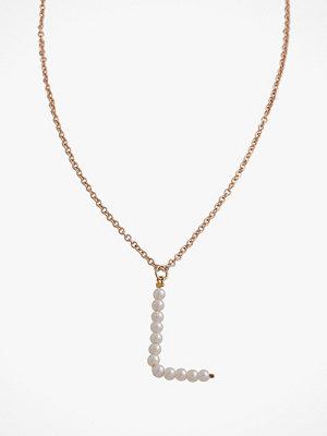 Vero Moda smycke Halsband vmPearl Letter Necklace