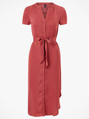 Vero Moda Klänning vmAlba S/S Belt Shirt Dress