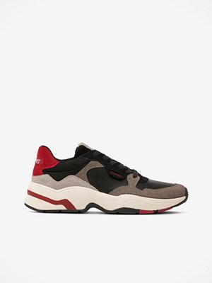 Sneakers & streetskor - Esprit Sneakers i materialmix