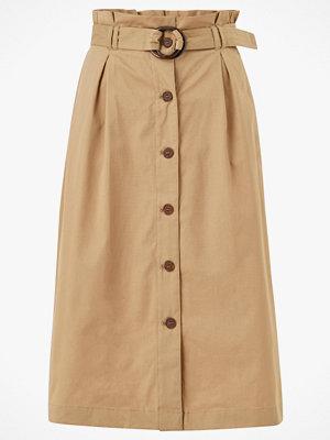 Only Kjol onlKate Belted Midi Skirt