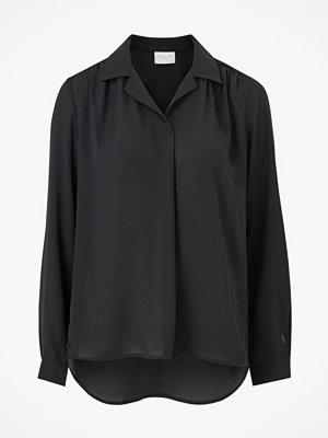 Vila Blus viLucy L/S V-neck Shirt