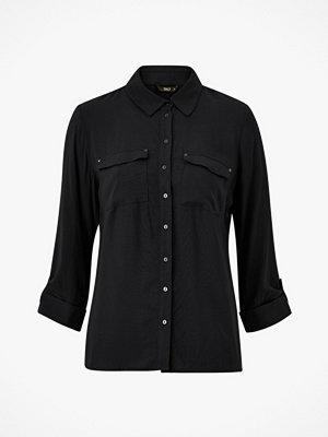 Only Skjorta onlJosefine 7/8 Fold Up Shirt