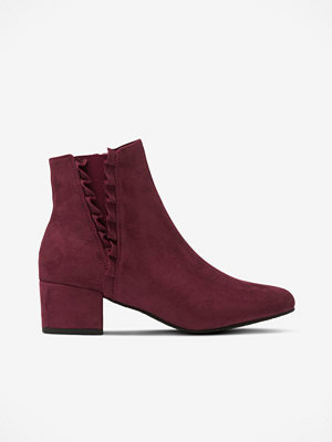 Duffy Boots med volang