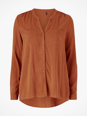 Only Skjorta onlFirst LS Pocket Shirt