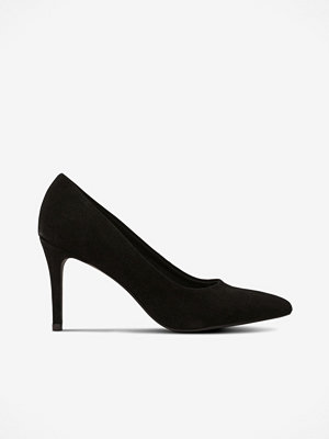Pumps & klackskor - Bianco Pumps Biacait Basic Suede Pump