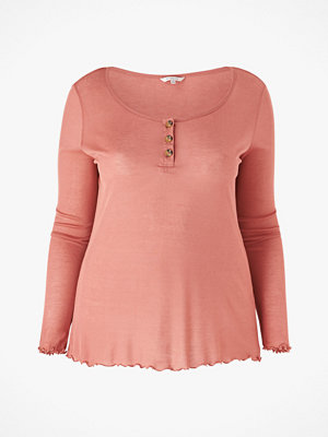 Only Carmakoma Topp carSoft LS Blouse