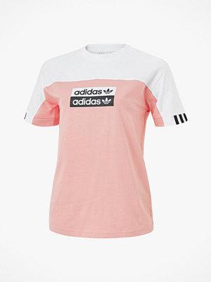 Adidas Originals Topp med tryck fram