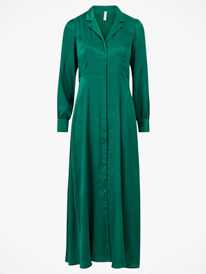 Y.a.s Maxiklänning Pilia Long Shirt Dress