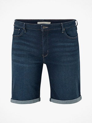 Shorts & kortbyxor - Levi's Jeansshorts PL Shaping Bermuda Dark Horse