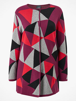 Persona by Marina Rinaldi Cardigan Knit Coat