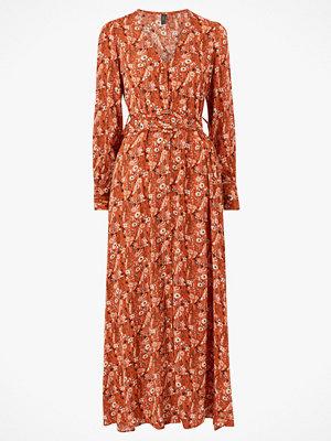 Y.a.s Maxiklänning Kathleen LS Ankle Dress