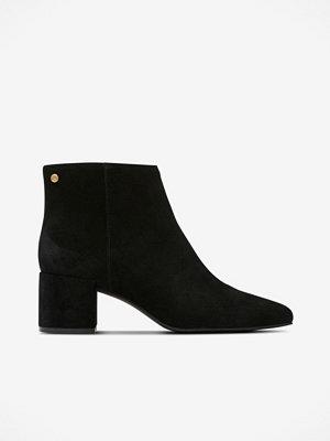 Agnes Cecilia Boots Suede Block