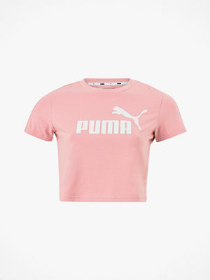 Puma Topp Amplified Logo Fitted Tee