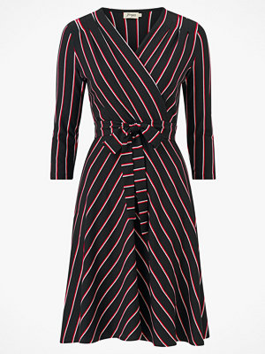 Jumperfabriken Klänning Celia Stripe Jersey Dress