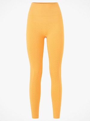 Sportkläder - Casall Träningstights Seamless Chevron Tights