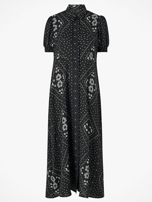 Vero Moda Maxiklänning vmNice S/S Ancle Dress