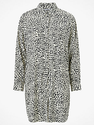 Only Skjortklännning onlFtalyor L/S Midi Dress