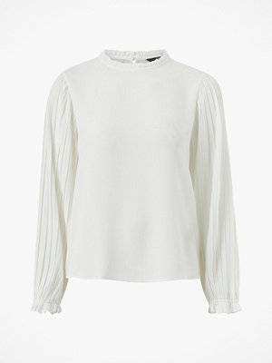 Blusar - Only Blus onlFaith L/S Frill Top