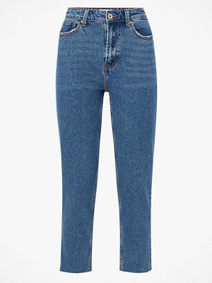 Jeans - Only Jeans onlEmily HW ST Raw Crp Ank