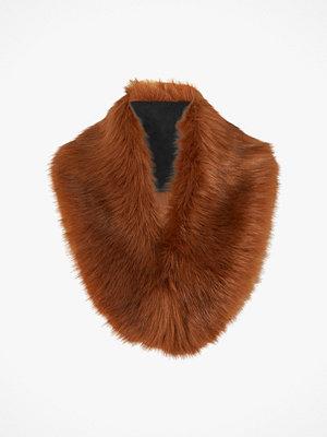 Halsdukar & scarves - Ellos Fuskpälskrage Marcela