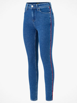Lee Jeans Scarlett Piping High Waist Skinny