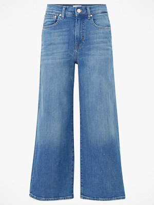 Only Jeans onlMadison HW Wide Crop Dnm